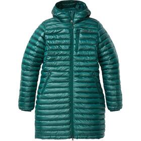 Marmot Avant Featherless Sudadera Capucha Largo Mujer, verde